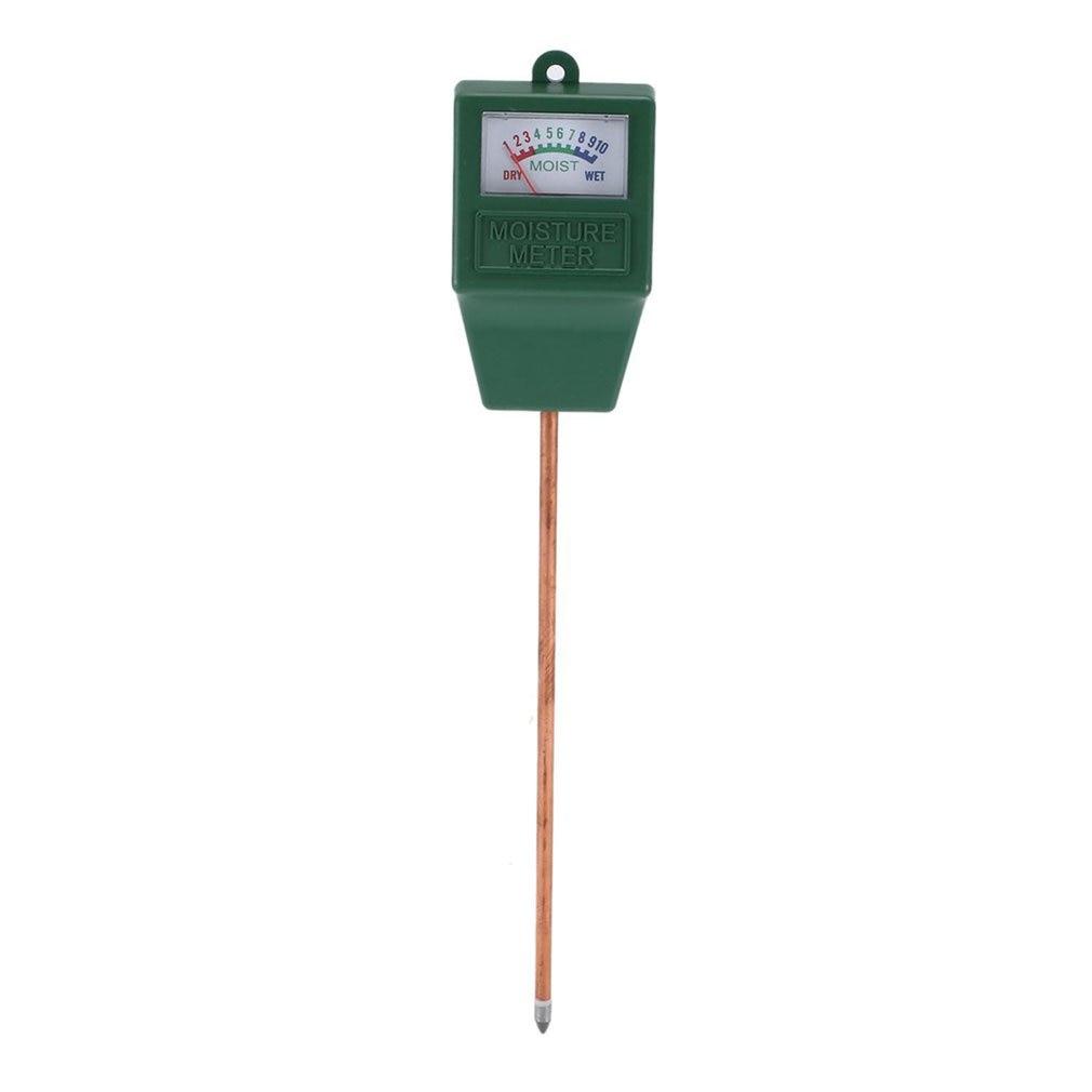 medidor de umidade do solo, agulha única,