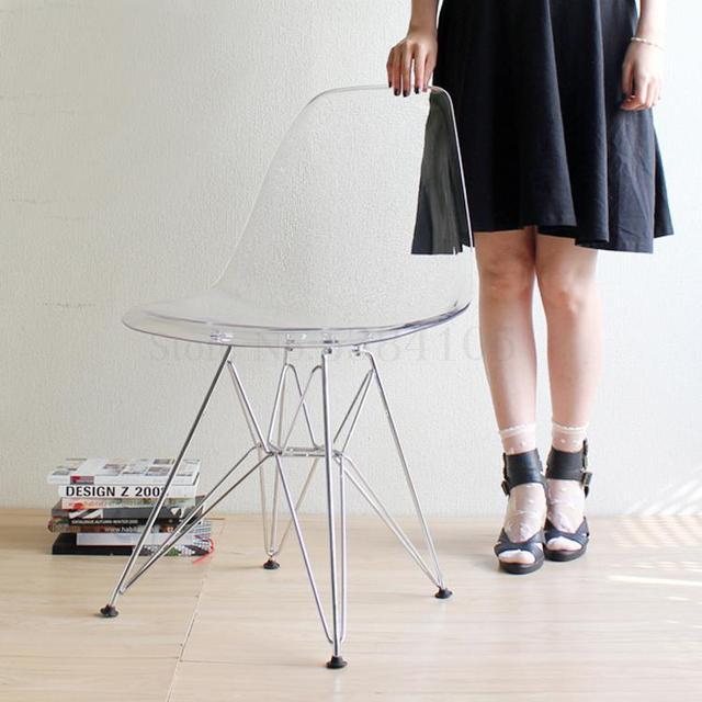 Transparent Designer Chair 2