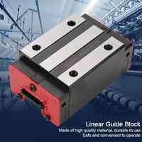 Blocco di Guida lineare HGH35CA Mini Movimento Lineare Guida di Guida Cuscinetto Scorrevoli In Acciaio Blocco