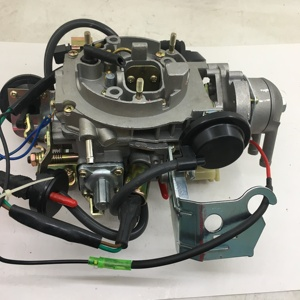 Image 2 - SherryBerg carby carburettor carb Carburetor Brand new OEM Carburettor FOR VW Golf mk2 Pierburg 2E2 Carb FOR VOLKSWAGEN AUDI 80