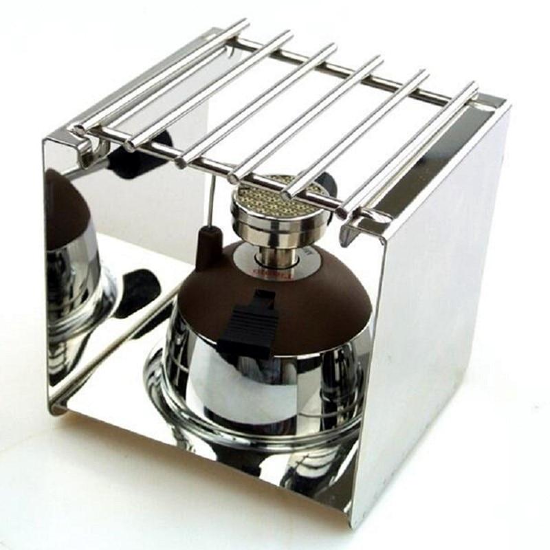 Free Shipping Mini Coffee Syphon Burner Stainless Steel Rack Moka Pot Burner