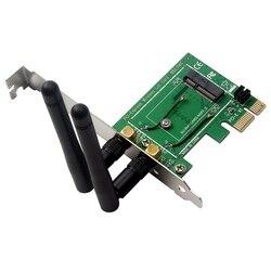 M.2 do konwertera PCI-E bezprzewodowa karta sieciowa WiFi Bluetooth płytka przyłączeniowa