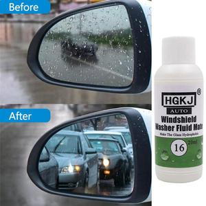 HGKJ-16 20ml Car Windshield Glass Nano Hydrophobic Coating Waterproof Agent Dropshipping Window Glass Rearview Mirror Clean Tool