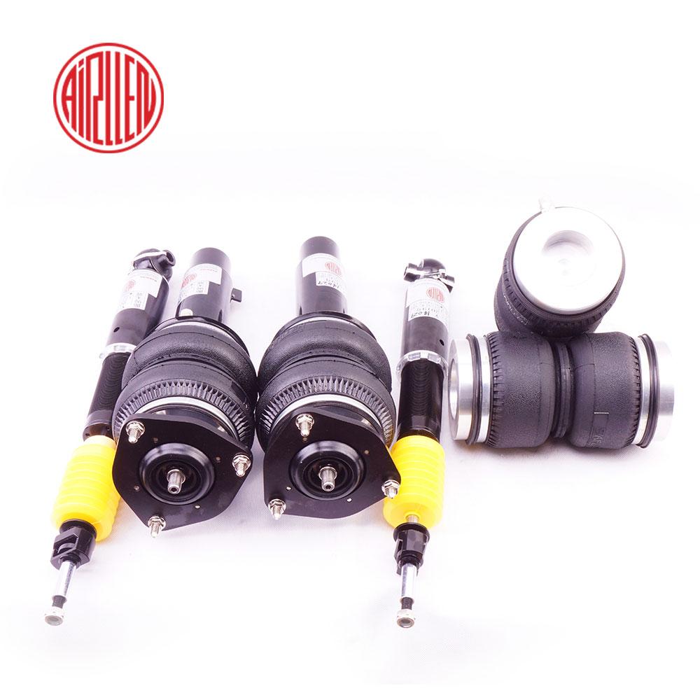 Pour VOLKSWAGEN Golf MK7/amortisseur à ressort pneumatique/modification/coulisse/ressort de suspension pneumatique/pièces automobiles/autopart en caoutchouc