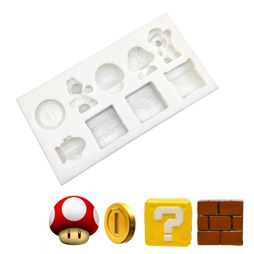Супер силиконовая форма для помадки, фотоформа, инструменты для украшения тортов, аксессуары для выпечки