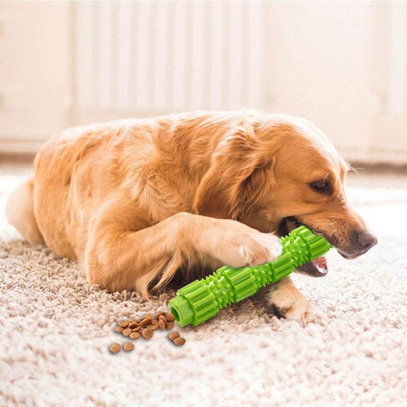Мягкая игрушка для жевания собак, резиновая игрушка для чистки зубов домашних животных, агрессивная игрушка для жевания, игрушки для ухода за едой для щенков, маленьких собак-5