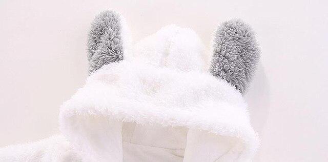 Soft Fleece Onesie 6