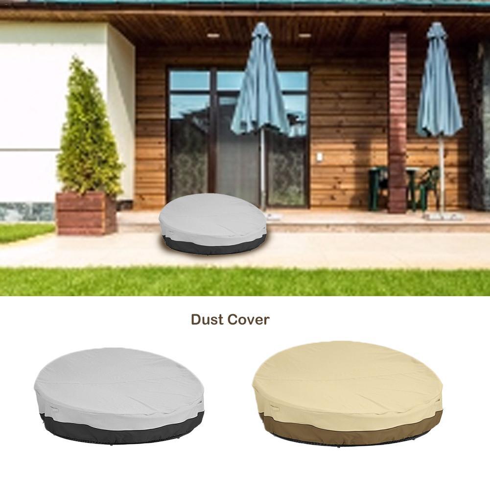 Housse de protection anti-poussière pour meubles d'extérieur housse de chaise de jardin étanche pour Patio balcon étui de protection pour meubles