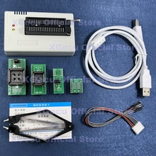 ADAPTER Programmer Nand Eeprom Tl866ii-Plus 15000 Xgecu Flash SPI Black IC EXTRACTOR
