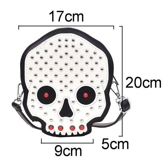 Adorable Halloween Shoulder Bag 17 x 20 cm 5