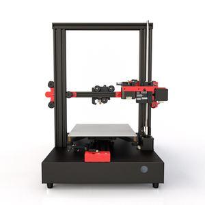 Image 4 - Anet impresora 3D ET4/ET4 Pro con pantalla táctil a Color de 2,8 pulgadas, hoja de impresión, detección de filamentos, nivelación automática