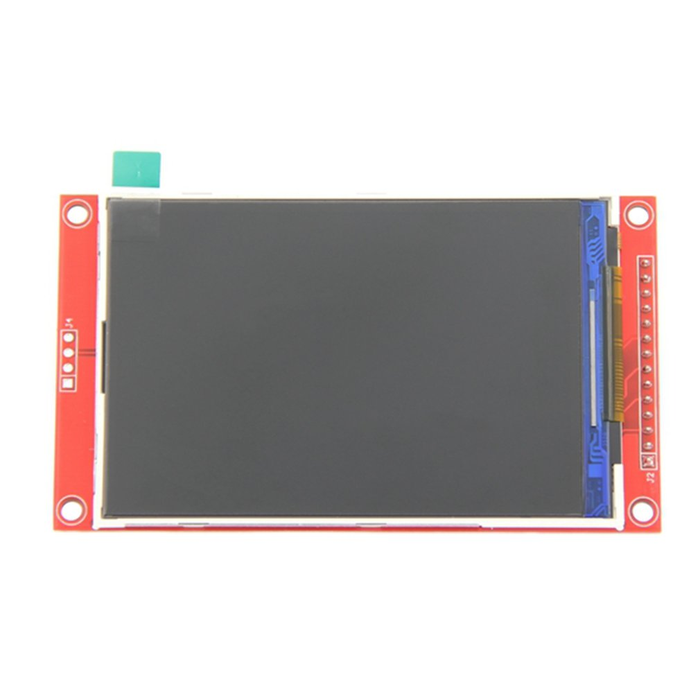 3.5 Inch 320x240 SPI Serial TFT LCD Module Display Screen Optical Touch Panel Driver IC ILI9341 For MCU