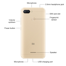 Xiaomi Redmi 6 4GB 64GB Mobile Phone