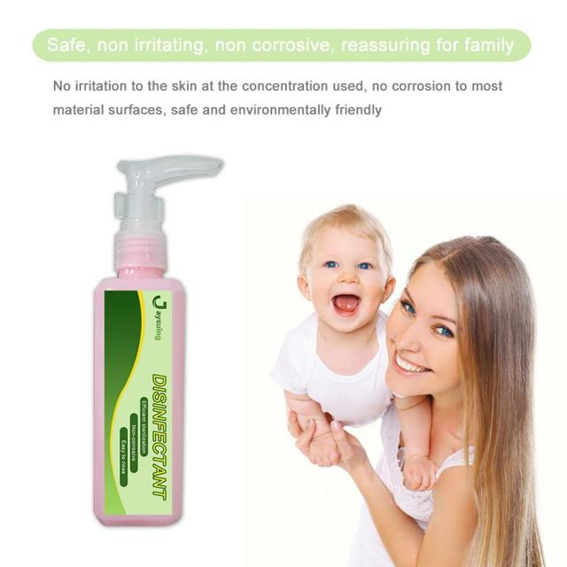 Disinfectant Hand Sanitizer Fungicide Household Cleaning Bacteria Removal Agent Chlorine-free Hand Sanitizer Without Alcohol 3