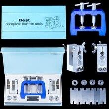 أداة الأسنان قبضة أداة إصلاح تحمل إزالة تشاك القياسية طقم تصليح مختبر صغير