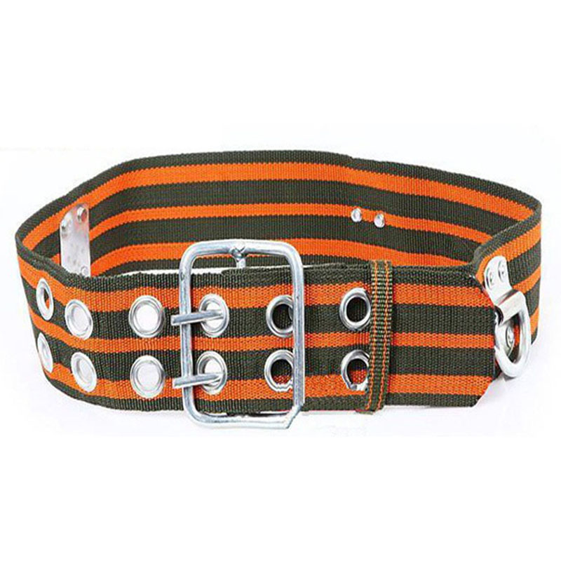 safety belts fireman rescue escape single waist belt safety work belt
