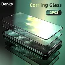 Benks 2pcs/lot Corning Tempered Glass XPRO Full Cover Screen Protector