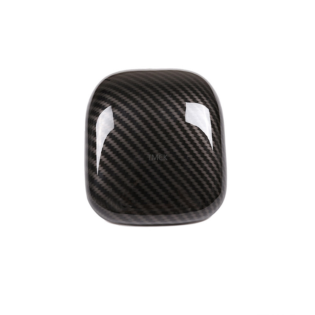 cheapest Carbon Fiber Car Center Console Armrest Mouse Shell Trim Cover Sticker for Mercedes Benz A Class W177 A180 A200 A220 A250 2019