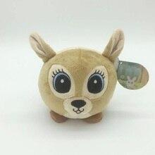 Подарки для детей новые 5 шт/упаковка, шт./компл. 18 см милые игрушки Аниме Gang Slodziakow NIETOPERZ NIKODEM DOMINIK SARENKA HANIA плюшевые Животные игрушки