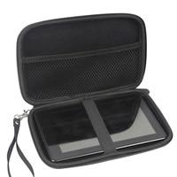 7 Inch Shockproof Zipper Closure Storage Bag Waterproof Travel GPS Navigation Portable EVA Vehicle For Garmin Drive Smart 61|GPS Accessories| |  -