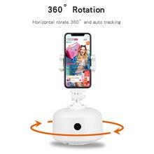 حامل ثلاثي القوائم لصور السيلفي ، دوران 360 درجة ، تتبع الوجه ، لا حاجة إلى دعم التطبيق ، حامل هاتف ، كاميرا ، Gimbal للصور ، Vlog ، تسجيل الفيديو المباشر