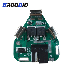 Image 2 - BMS 3S 12V DCไฟฟ้าเครื่องมือแบตเตอรี่Li Ion BMS Circuit 18650 3โทรศัพท์มือถือแพ็คสำหรับมือแบตเตอรี่ลิเธียมเจาะPCB