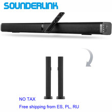 Home Theater Speaker Hifi-Tower Soundbar Audio Wireles Bluetooth TV for Led-Tv Detachable