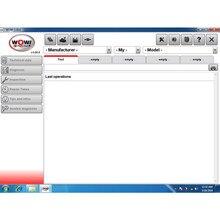 Herramienta de diagnóstico para coches y camiones, Software V5.0012, WOW 5.008 R2 con Keygen gratuito, para Vd Tcs Pro Delphis ds150e, nuevo, 2020