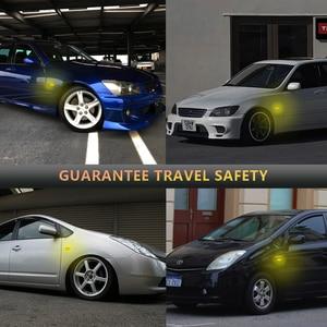 Image 5 - LED 사이드 마커 방향 지시등 표시 등 프리우스 NHW20 Kluger Wish Land Cruiser Altezza Lexus IS300 200 LS430 Scion xb용