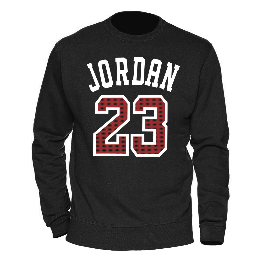 Fashion Brand NO. 23 Letter Print Black Color Mens Sweatshirt Men Novelty Hoodies Pullover 2020 New Male Clothes