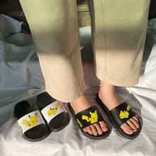 women flat shoes summer slippers for women Cartoon animation Couples shoes home Non-slip slippers beach slippers for women coolsa brand women s striped anti slip slippers breathable fashion beach slippers home linen slippers women flat beach slippers