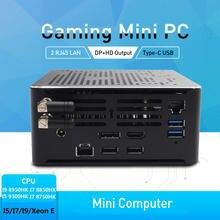 Мини игровой ПК windows 10 9 поколения nuc intel cpu i9 8950hk