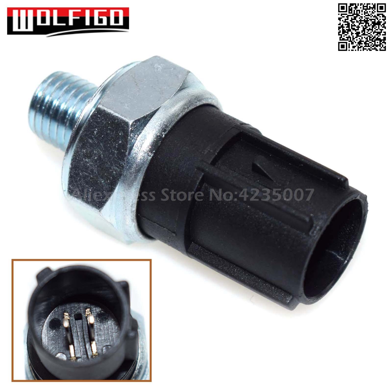 Yao FOR Honda Acura Green VTEC Oil Pressure Switch Sensor Solenoid 37250-PR3-003