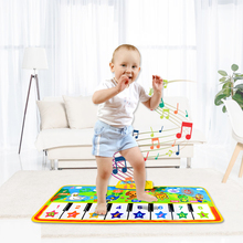 Baby Musical Carpet Music Mat Funny Animal Voice Singing Playing Music