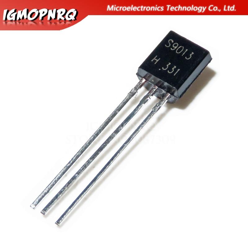 100 шт. S9013 9013 TO 92 Триод новый оригинальный транзистор|transistor to-92|transistor 9013transistor s9013 | АлиЭкспресс
