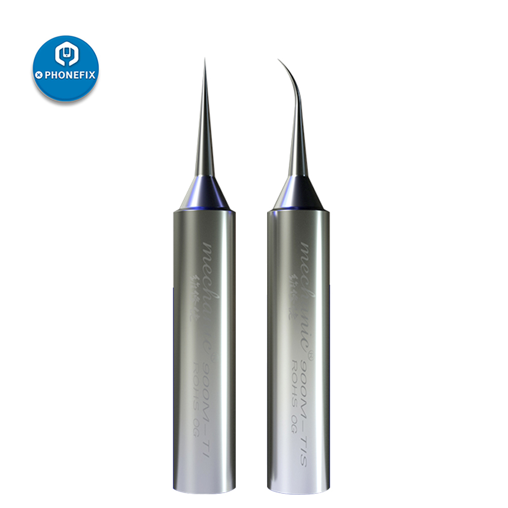 Mechanic Special Precision Soldering Iron Tip 900M-T-TIS  900M-T-TI  For IPhone Motherboard BGA Jumper Wire Welding Repairing
