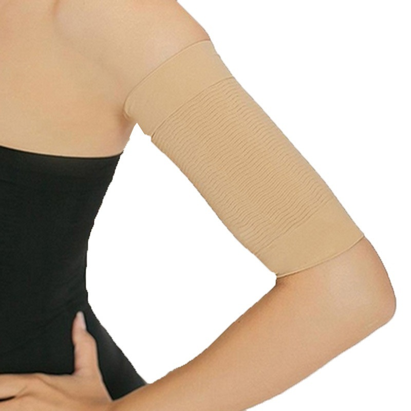 1Pair Slimming Compression Arm Shaper Slimming Arm Belt Helps Tone Shape Upper Arms Sleeve Shape Taping Massage For Women Hot