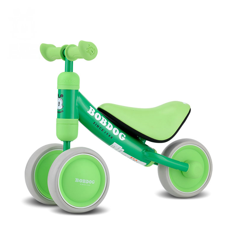 Baby Balance Bike For 1-3 Ages Kids, No Pedal 3 Wheels Bicycle, Toddler Ride On Car