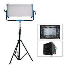 Led Studio Light 300W Yidoblo AI-3000C Softbox Studio Lamp Remote Control LED Soft Lamp Photographic Lighting Video Light Film