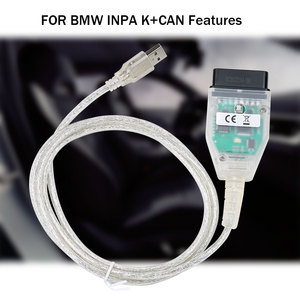 Image 4 - Best Price for BMW INPA K+CAN K CAN INPA With FT232RQ Chip INPA K DCAN USB Interface Full Diagnostic For BMW From 1998 To 2008
