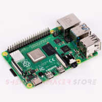 ShenzhenMaker Store Brand new Raspberry Pi 4 Model B 1GB 2GB 4GB RAM Type C Port Computer - IN STOCK