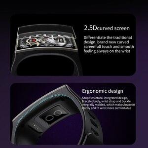 Image 3 - Smartwatch 2021 1.9 אינץ 170*320 מסך DM12 חכם שעון גברים IP68 Waterproof קצב לב לחץ דם Smar להקה עבור אנדרואיד IOS