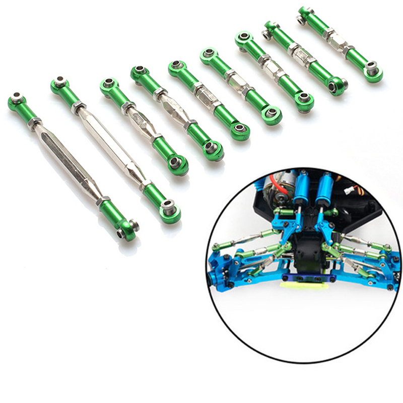Metal Drive Shaft Universal Transmission Accessories Parts For Fy-01/02/03/04/05 1:12 Wltoys 12428 12423 12429 RC Car Recambios