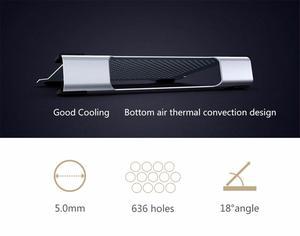 Image 5 - ORICO 15 Inch Máy Tính Tản Nhiệt Dạng Lưới Tấm Nhôm Bàn Để Laptop Apple Laptop Xách Tay Pad