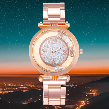2020 New Fashion Luxury Brand Alloy Quartz Wristwatch Ladies Dress Rhinestone Watch Women Watches Reloj Mujer Montre Femme Clock new longbo luxury brand women watch gold ceramic bracelet lady quartz watch waterproof ladies clock relojes mujer montre femme