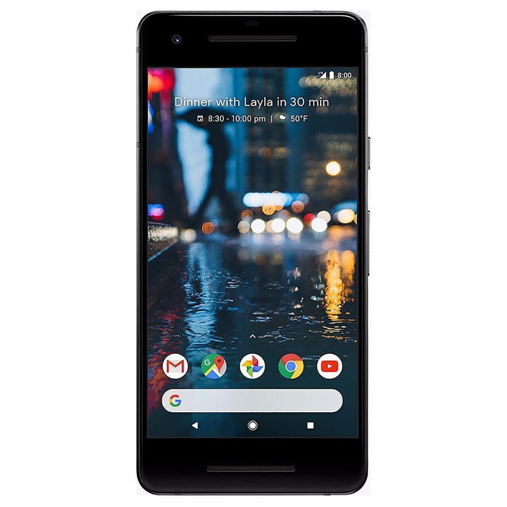 Brand New 5 Inch Google Pixel 2 Mobile Phone EU Version 4G LTE 64GB 128GB Snapdragon 835 Octa Core Fingerprint NFC Smartphone