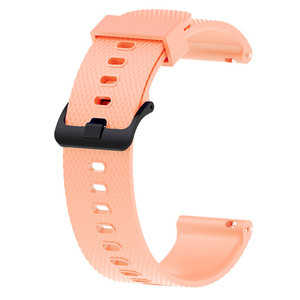 Image 4 - צבעוני 20mm רצועת השעון עבור Garmin Vivoactive3 3 סיליקון צמיד צמיד עבור Vivomove HR רצועת תחליף Vivoactive 3