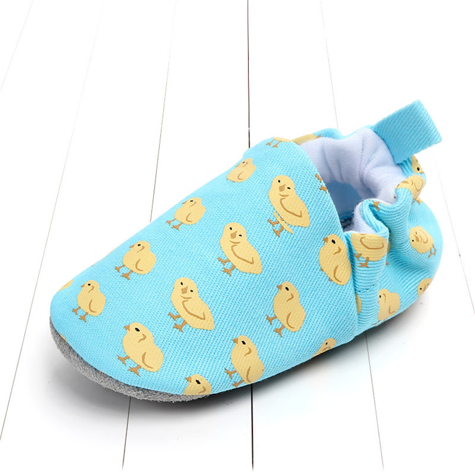 Baby boys girls size 4 soft infant toddler shoes cute flower soles crib shoes footwear for newborns baby shoes