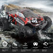 1:18 Scale 9300E Off-Road Crawler Vehicle Truck Model Toy Brushless Motor Car Remote Control Four Wheel Climber Toy(China)