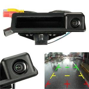 Car Rear View Reversing Camera Ccd Hd For BMW 1 3 5 Series E39 E46 E60 E82 E90 648*488 Pixels Reverse Camera 12V DC